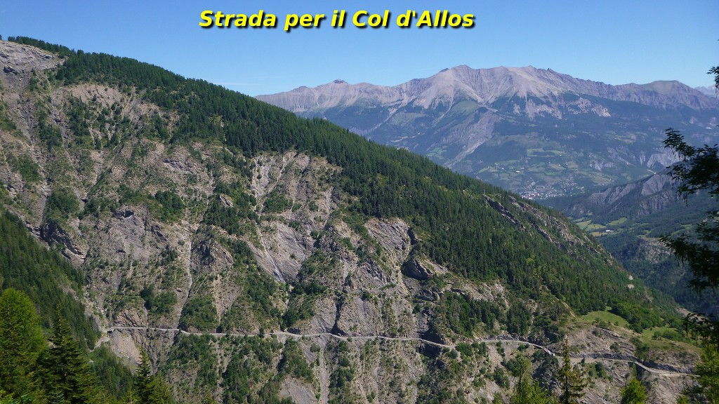 Vinadio - colli: Maddalena - d'Allos - Champs - Lombarda