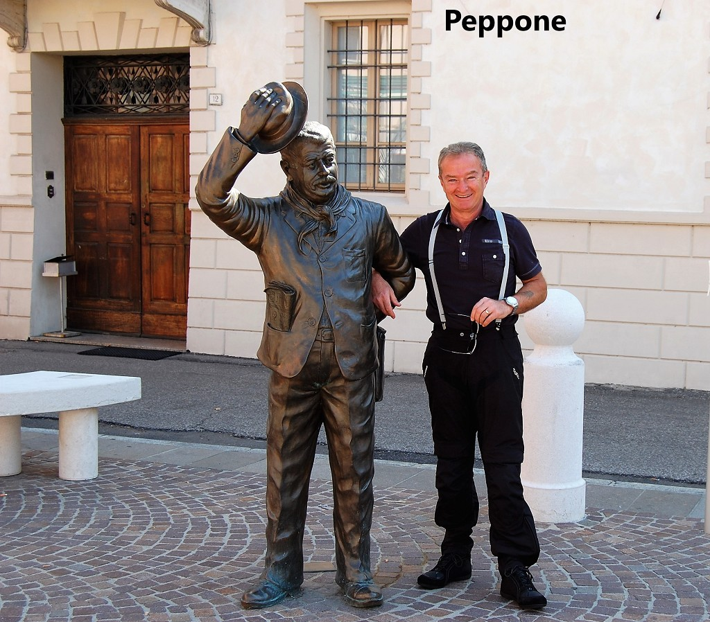 Brescello paese di Peppone e Don Camillo