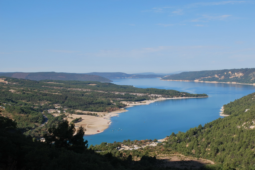 Gorges du Verdon in relax